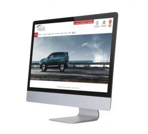 Referenz Webdesign Autohaus Freier Heilbronn