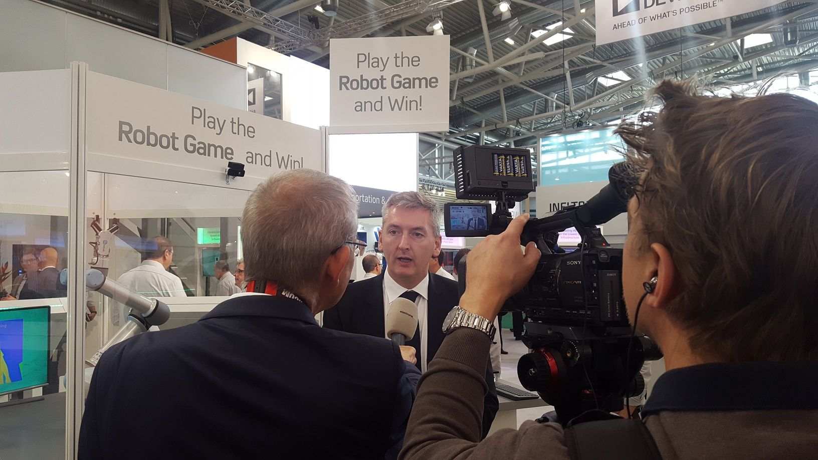 Interview Analog Devices_Martin Cotter