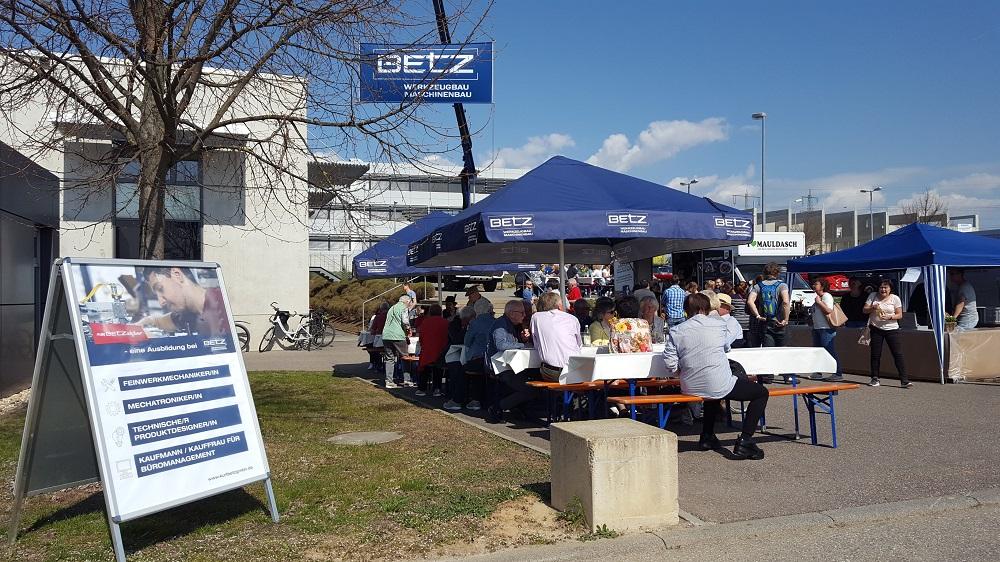 Betz GmbH Ausbildungsmesse (2)