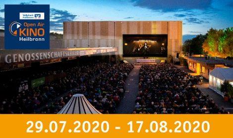 Volksbank Open-Air-Cinema-Heilbronn